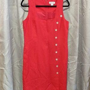 Like new bright red Spiegel dress